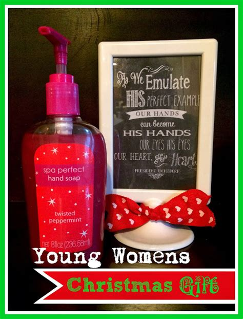 marci coombs christmas gift idea for young womens