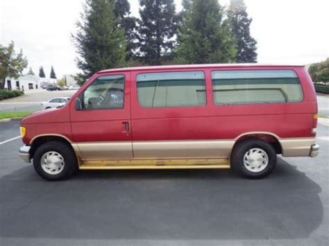 how to sell used cars 1994 ford econoline e250 free book repair manuals sell used 1994 ford e 150 econoline club wagon chateau standard passenger van 2 door 5 8l in