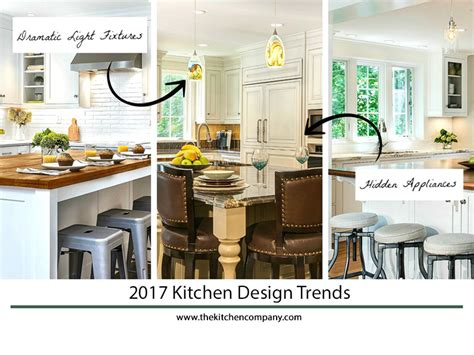 The Kitchen Design Company by 2017 Kitchen Design Trends The Kitchen Company