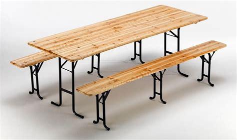 noleggio panche e tavoli noleggio tavoli e panche da birreria a