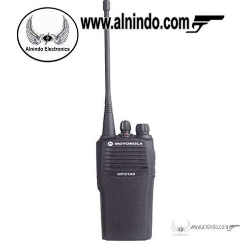 Ht Motorola Gp3188 Gp 3188 by Ht Motorola Gp 3188 Vhf Uhf Jual Harga Murah
