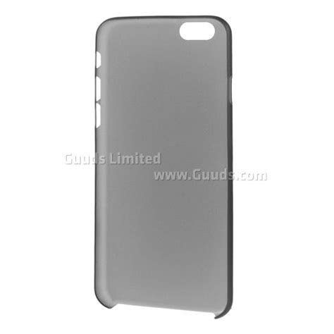 Iphone 6g 4 7 Soft Ume Ultrathin 0 33mm ultrathin matte plastic back cover for iphone 6 6s 4 7 inch black guuds