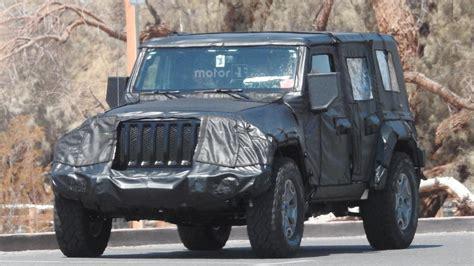 Used Jeep Wrangler Los Angeles 2018 Jeep Wrangler Heading To Los Angeles Auto Show