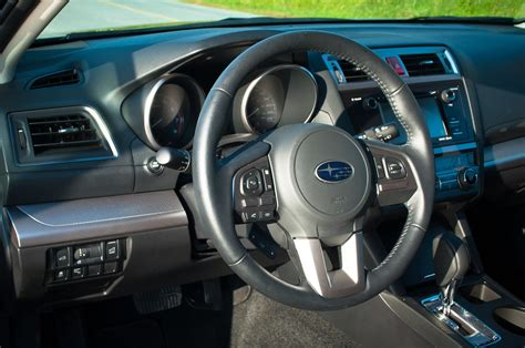 subaru touring interior 2015 subaru outback 2 5i touring review a new 20 year