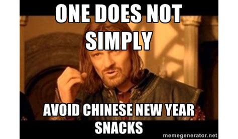 Chinese New Year Meme - humor 8 things we don t look forward to every chinese new
