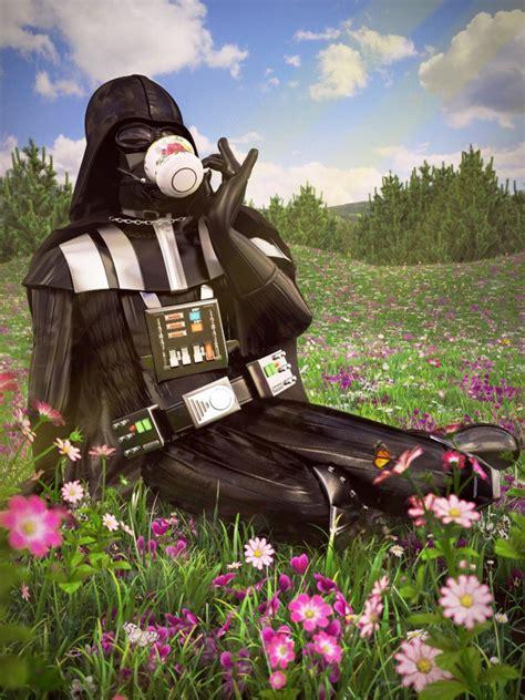 como se relajan los personajes de star wars cultura inquieta