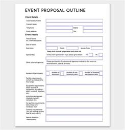 Event Outline Template Word by Doc 600686 Event Format Sle Event Template 21 Free Documents In Pdf