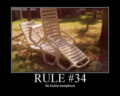 armchair rule what was the most shocking exle of rule 34 that you ve
