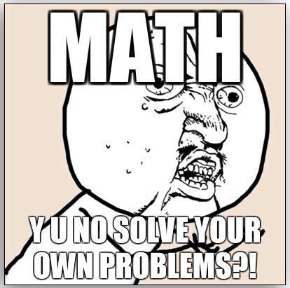 Meme Math - math memes