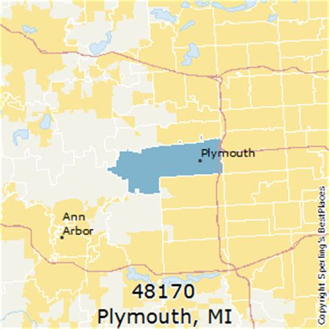 Plymouth Mi Section 8 Application by Best Places To Live In Plymouth Zip 48170 Michigan