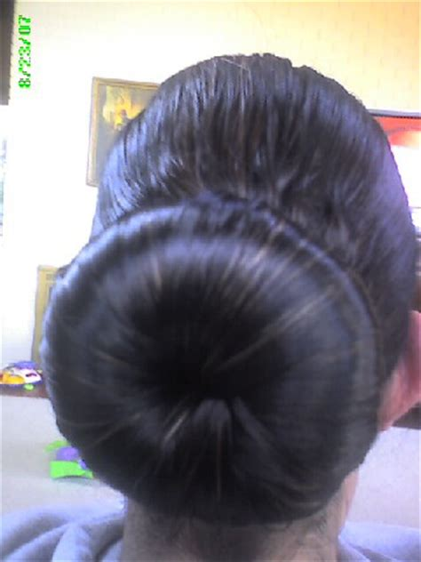 how to do a miltary bun with long hair very very longhair buns of indian girls a gallery on flickr