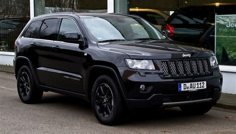 Jeep Gran Limited Jeep Grand S Limited 3 0 Crd Technical Details