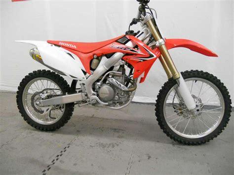 honda crf 2012 buy 2012 honda crf250r mx on 2040 motos