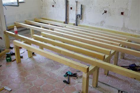 Construire Une Estrade by Estrade Pour Cacher Lit De 2 Personnes