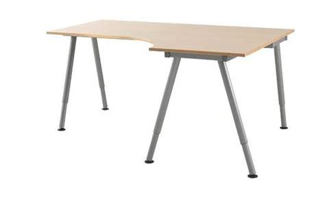 Ikea Galant Schreibtisch Ecktisch Buche Rechts In