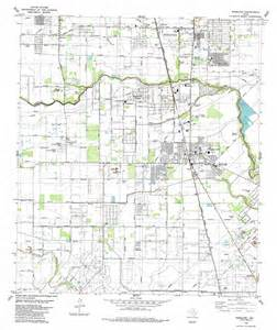 map of pearland pearland topographic map tx usgs topo 29095e3