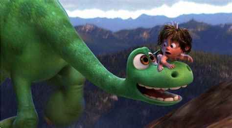 dinosaurus in film the good dinosaur movie review the indian express