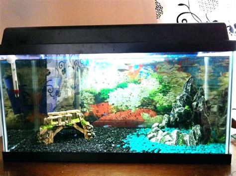 aquarium design homemade fish tank decoration ideas fish decorations homemade fish