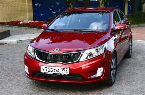 Kia Motors Russia Best Selling Cars 187 Russia
