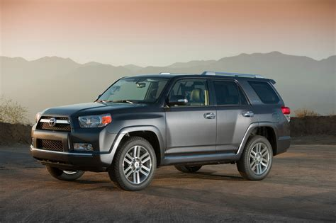 2010 Toyota Forerunner 2010 Toyota 4runner Revealed