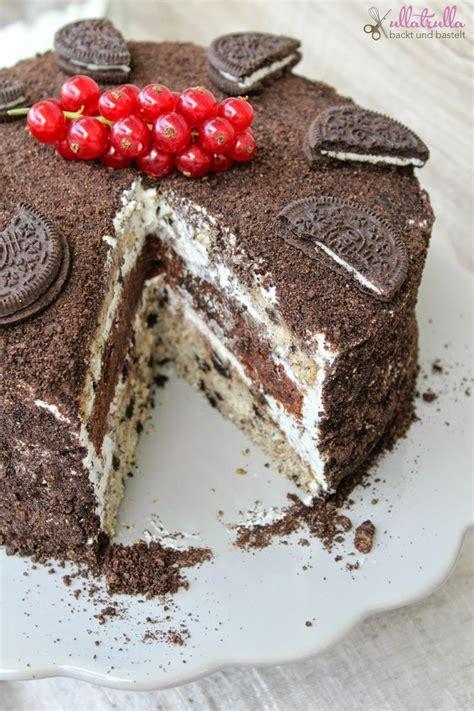 veganer oreo kuchen 1000 ideen zu oreo torte auf oreo glasur