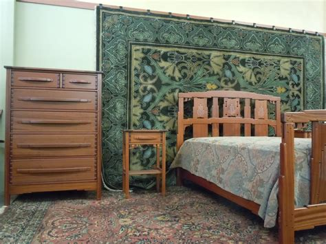 Pasadena Bedroom Collection by Custom Greene Greene Mahogany Bedroom Set Yelp