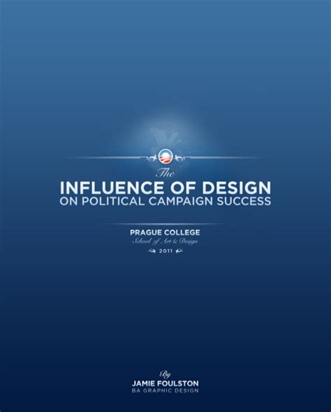 design is political the influence of design on political caign success