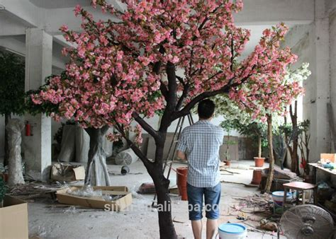 Factory supplier indoor Japanese cherry blossom sakura