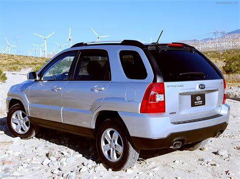 Are Kia Sportages Cars Kia Sportage 2009 Car Pictures 06 Of 14 Diesel