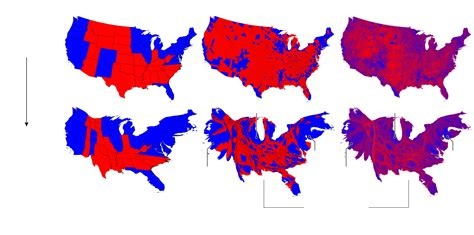 chicago electoral map election maps are telling you big lies about small things
