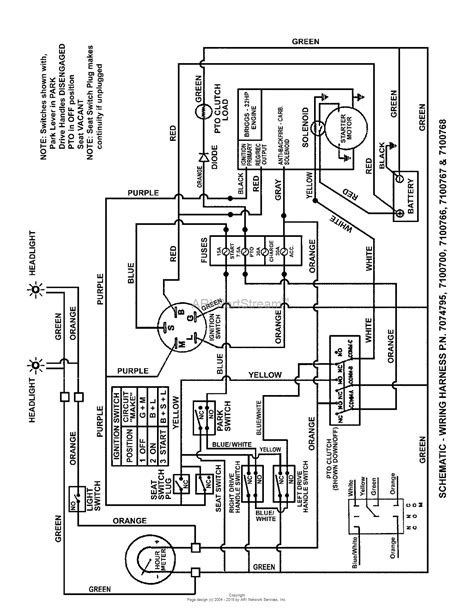 snapper pto wiring diagram wiring diagram with description