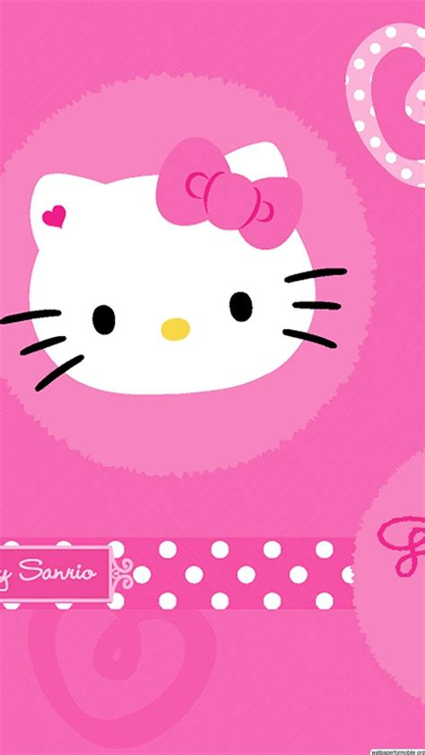 hello kitty cell phone themes hello kitty 2016 wallpapers wallpaper cave