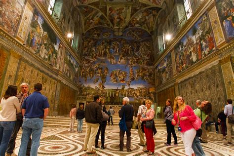 best vatican guided tours the official pristine sistine tour enter before the