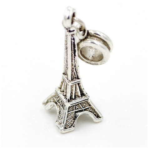 bulk charms for jewelry new wholesale jewelry eiffel tower charms silver 925