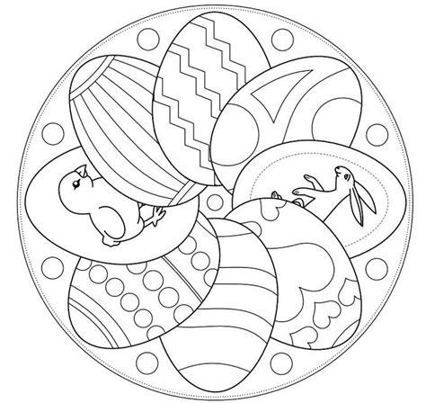 easter eggs mandala coloring pages mandala coloring mandales pasqua anna alonso 193 lbumes web de picasa