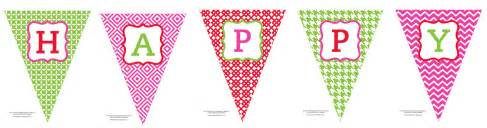 Birthday Banner Printable Templates by Free Printable Happy Birthday Banner Anders Ruff Custom