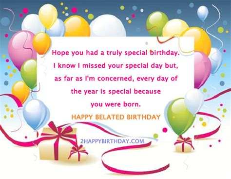 Wishing Happy Birthday Late Late Birthday Wishes Quotes For Friends Family