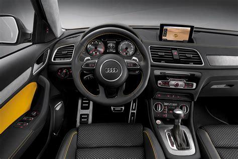 Audi Q3 Jinlong Yufeng Interior Dashboard Eurocar News