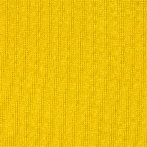 Bright Yellow Upholstery Fabric by Stretch Rayon Rib Knit Bright Yellow Discount Designer