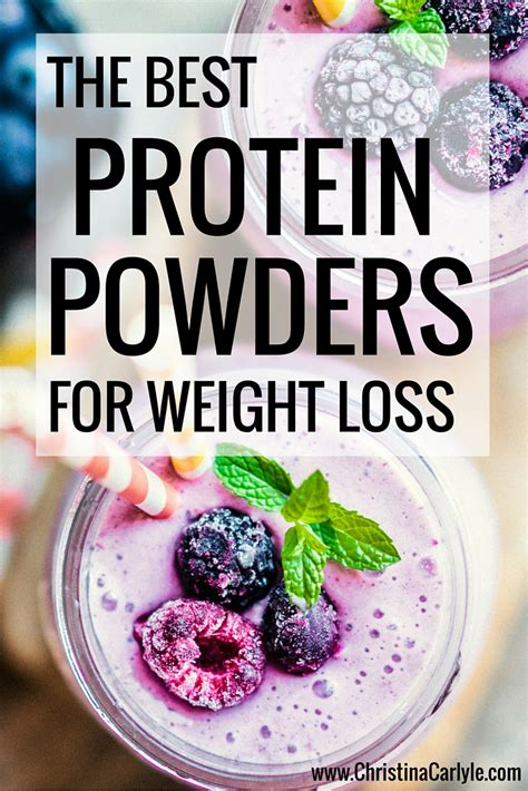 protein powder for protein powders for weight loss carlyle