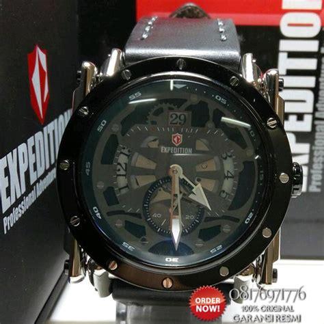 Jam Tangan Expedition Original Kulit promo jam tangan pria kulit expedition e6724 original