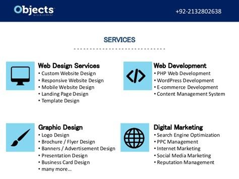 web design company profile