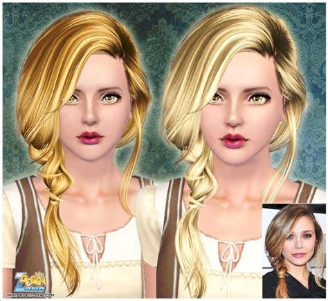 sims 3 braid hair sims 4 side braid newhairstylesformen2014 com