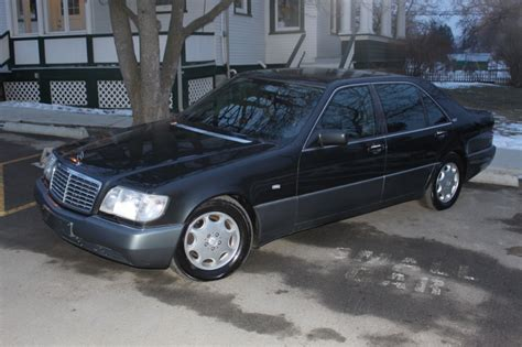 1992 mercedes s600 sedan w140 for sale or parts