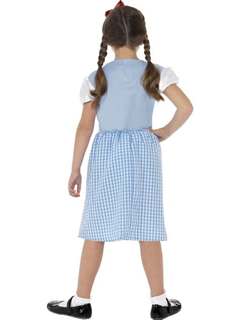 show side back view of the original dorothy hamil haircut child dorothy costume 41102 fancy dress ball