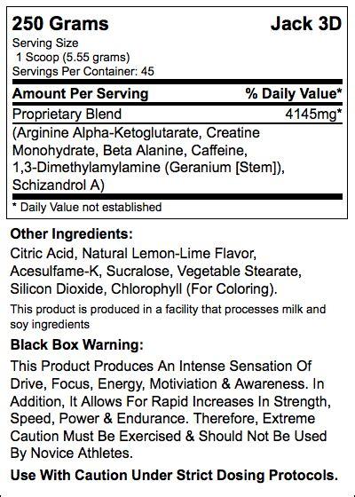 supplement 3d jack3d para que serve quais os benef 237 cios tem efeitos