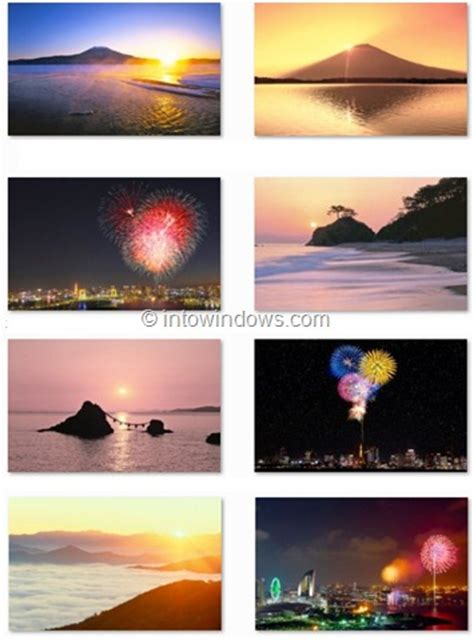 themes for windows 7 japan download new year in japan windows 7 theme from microsoft