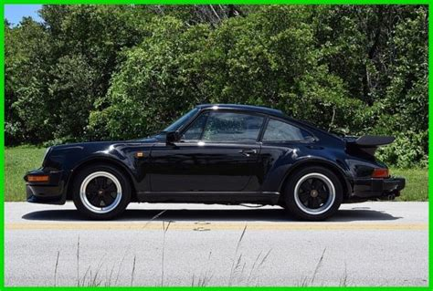 1985 Porsche 930 For Sale 1985 Porsche 930 Turbo For Sale Photos Technical