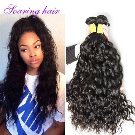 wet wavy malaysian hair weaves 100 human hair wet wavy weave bundles ocean wave hair malaysian virgin hair natural wave wet and