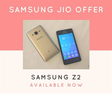 Samsung Galaxy A50 Jio Offer by Samsung Jio Offer Just Extended With Samsung Z2